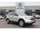 2011 Alabaster Silver Metallic Honda CR-V LX #90017093