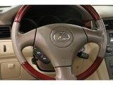 2003 Lexus ES 300 Steering Wheel
