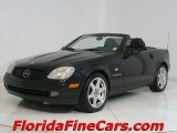 2000 Mercedes-Benz SLK 230 Kompressor Limited Edition Roadster Data, Info and Specs