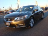 2013 Hematite Metallic Honda Accord EX Sedan #90051459