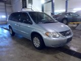 2002 Chrysler Town & Country Butane Blue Metallic