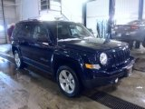 2014 True Blue Pearl Jeep Patriot Latitude 4x4 #90051448