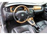 2003 Jaguar X-Type Interiors