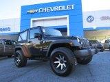 2011 Black Jeep Wrangler Sport 4x4 #90051356