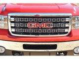GMC Sierra 2500HD 2014 Badges and Logos