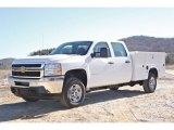 2014 Chevrolet Silverado 2500HD WT Crew Cab 4x4 Utility Truck Data, Info and Specs