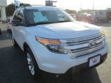2013 Oxford White Ford Explorer XLT #90064421