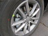 Dodge Grand Caravan 2014 Wheels and Tires