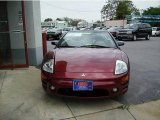 2003 Ultra Red Pearl Mitsubishi Eclipse Spyder GS #8977439