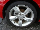 Hyundai Veloster 2012 Wheels and Tires