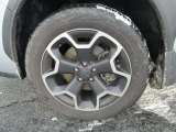 Subaru XV Crosstrek 2013 Wheels and Tires