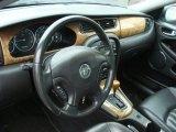 2002 Jaguar X-Type Interiors