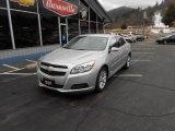 2013 Silver Ice Metallic Chevrolet Malibu LT #90068122