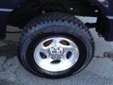 Ford Ranger 2002 Wheels and Tires