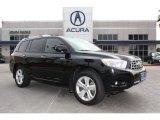 2010 Black Toyota Highlander Limited #90068182