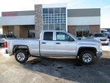 2014 Quicksilver Metallic GMC Sierra 1500 Double Cab #90068446