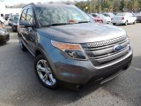 2014 Sterling Gray Ford Explorer Limited #90068337