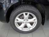 Nissan Rogue 2008 Wheels and Tires