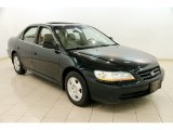 2001 Honda Accord EX V6 Sedan
