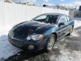 2004 Chrysler Sebring Deep Blue Pearl