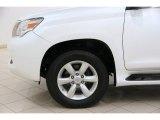 Lexus GX 2010 Wheels and Tires