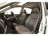 2009 Honda CR-V EX-L Front Seat