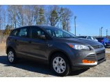 2014 Sterling Gray Ford Escape S #90068274