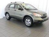 2008 Green Tea Metallic Honda CR-V LX #90068159