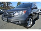 2011 Polished Metal Metallic Honda CR-V EX-L #90068373