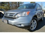 2011 Glacier Blue Metallic Honda CR-V EX-L #90068371