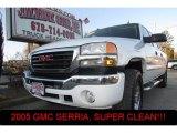 2005 Summit White GMC Sierra 2500HD SLT Crew Cab 4x4 #90100431