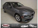 2014 Mineral Grey Metallic BMW 3 Series 320i Sedan #90100393