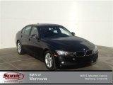 2014 Jet Black BMW 3 Series 320i Sedan #90100379