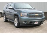2010 Blue Granite Metallic Chevrolet Tahoe LS #90100475