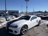 2014 Summit White Chevrolet Camaro SS/RS Coupe #90125061