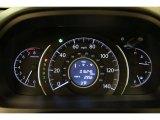 2012 Honda CR-V EX 4WD Gauges