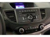 2012 Honda CR-V EX 4WD Controls