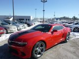2014 Red Hot Chevrolet Camaro SS/RS Coupe #90125060