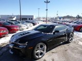 2014 Black Chevrolet Camaro SS/RS Coupe #90125059