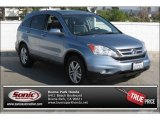 2011 Glacier Blue Metallic Honda CR-V EX-L #90125054