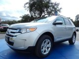 2014 Ingot Silver Ford Edge SEL #90124940