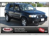 2006 Black Ford Escape Limited #90125045