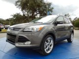 2014 Sterling Gray Ford Escape Titanium 2.0L EcoBoost #90124936