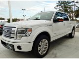 2013 Ford F150 Platinum SuperCrew Data, Info and Specs