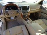 2010 Cadillac STS Interiors