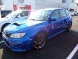 2012 WR Blue Mica Subaru Impreza WRX STi 5 Door #90125358