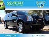 2013 Onyx Black GMC Yukon XL SLT #90124909