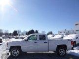 2014 Summit White Chevrolet Silverado 1500 LT Double Cab 4x4 #90125449