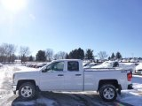 2014 Summit White Chevrolet Silverado 1500 LTZ Z71 Double Cab 4x4 #90125448