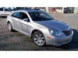 2010 Chrysler Sebring Bright Silver Metallic